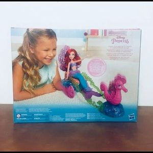 Disney Other - Disney Little Mermaid Under the Sea Carriage Toy